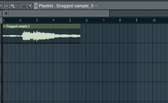 Hasil rekaman dikirim ke playlist