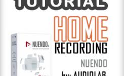Home Recording Dengan Nuendo