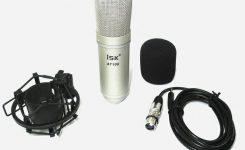 Mic Condenser Murah Untuk Home Recording ISK AT100