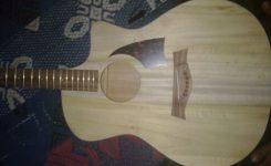 Pabrik Gitar custom akustik lombok (1)