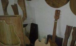 Pabrik Gitar custom akustik lombok (11)