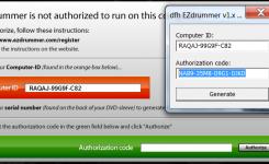authorize computer id