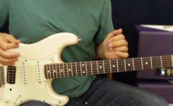 cara memainkan efek gitar wah dengan baik dan benar