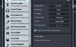 cara membuat lagu dengan software