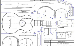 cara-membuat-ukulele-berdasarkan-ukuran-blue-print