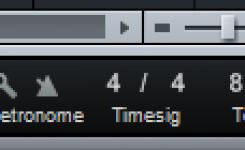 cara merubah tempo lagu 80