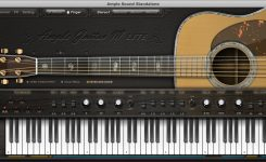 download vst plugin guitar akustik Ample Guitar M Lite