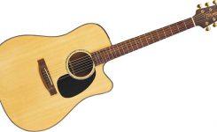 gitar akustik takamine