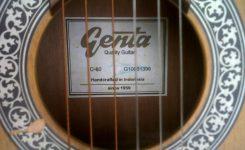 merek gitar buatan Indonesia Genta
