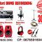 Jual paket home recording murah dan lengkap untuk membuat studio rekaman di rumah