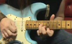 video cara belajar sweep picking gitar
